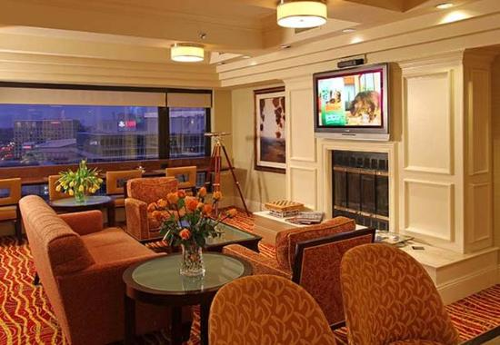 Stamford, CT: Concierge Lounge
