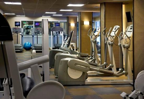 Stamford, CT: Fitness Center