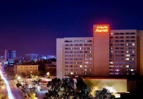 Marriott Amman Hotel: Exterior