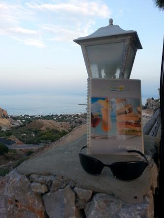 Archangelos, Hellas: vista
