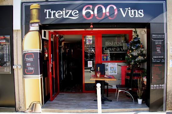 Carry-le-Rouet, Frankreich: Terrasse exterieure