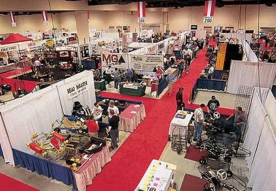 Covington, KY: Northern Kentucky Convention Center Exhibit Hall