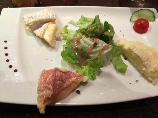Calvados bild von la fleur de sel port en bessin - Restaurant port en bessin fleur de sel ...
