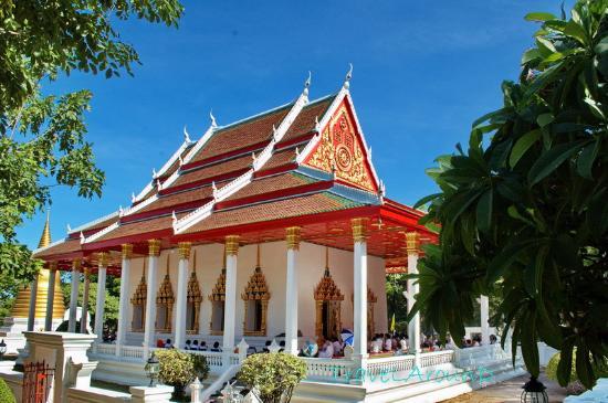 Wat Khao Phra Phutthabat Bang Sai