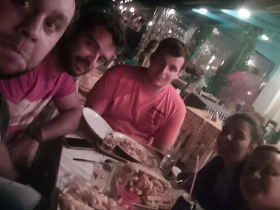 Greek Taverna Manolo: .....