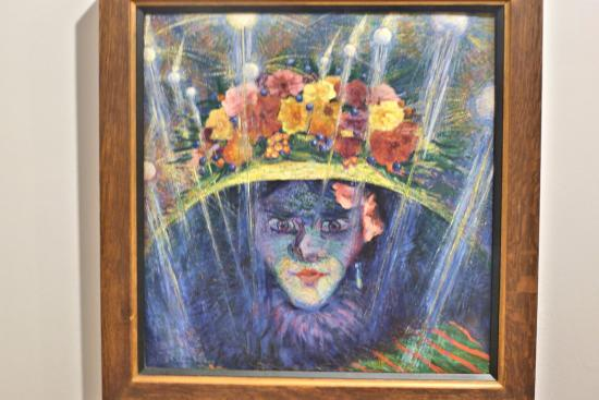 Estorick Collection of Modern Italian Art: Boccioni- idolo moderna del 1911