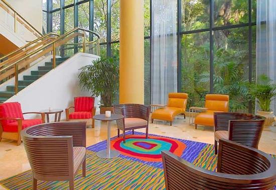 Fort Lauderdale Marriott North: Lobby
