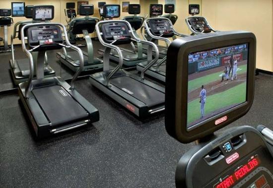 Park Ridge, NJ: Fitness Center