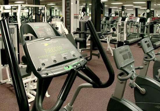Teaneck, Nueva Jersey: Fitness Center