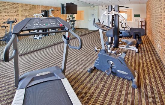 Fowler, Californien: Fitness Center