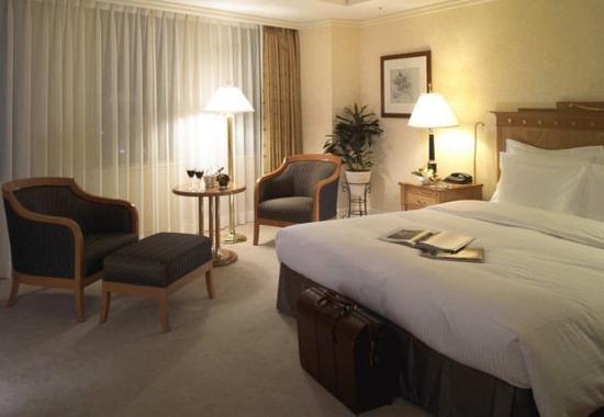 Nagoya Marriott Associa Hotel: King Concierge Guest Room