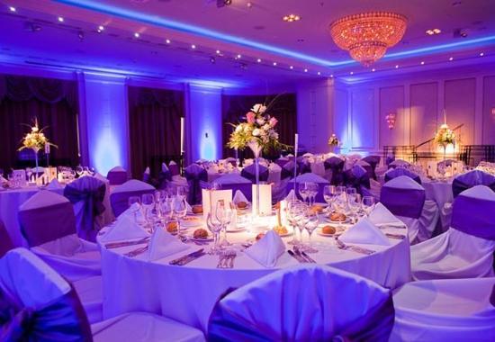 JW Marriott Bucharest Grand Hotel: Gala Dinner