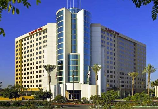 Anaheim Marriott Suites: Exterior