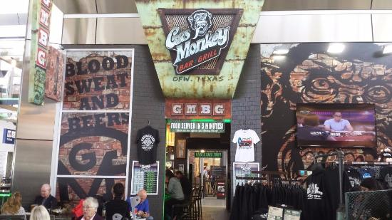 Gas Monkey Bar N Grill Dfw Airport Grapevine Restaurant Reviews Phone Number Photos Tripadvisor