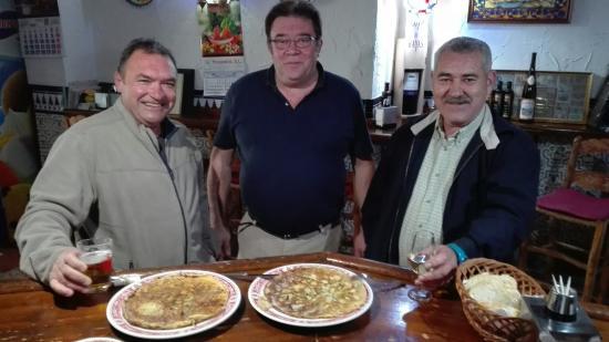 Luque, Spanien: Restaurante Casa Frasco