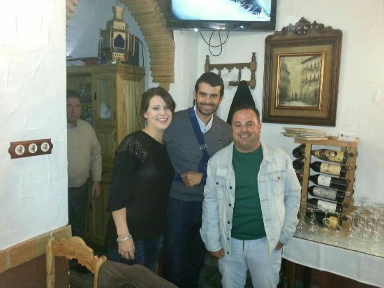 Luque, Spain: Restaurante Casa Frasco