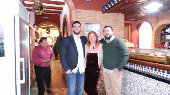 Luque, Spanyol: Restaurante Casa Frasco