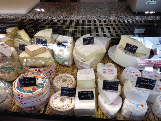 Blere, Francja: Cheese