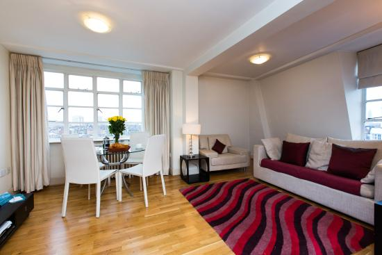 Nell Gwynn House Apartments: modern style superior one bedroom