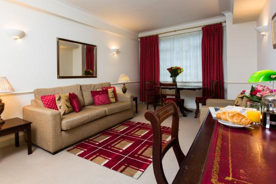 Nell gwynn house apartments londres angleterre voir for Appart hotel pas cher londres