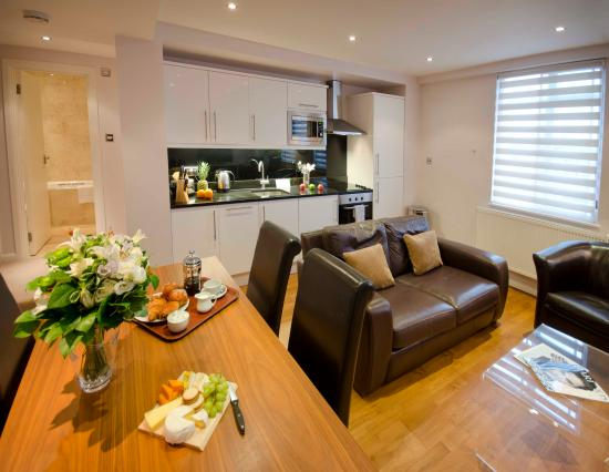 Nell Gwynn House Apartments: two bedroom apartment