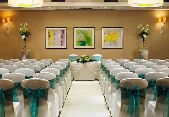 Marriott Manchester Victoria & Albert Hotel: Civil Ceremony