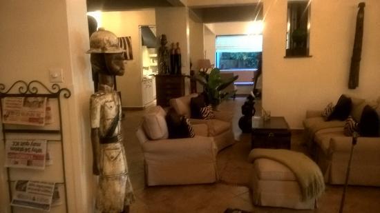 reception area picture of palacina residence suites nairobi rh tripadvisor co za