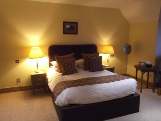 Бакингем, UK: Villiers Hotel - Room 201