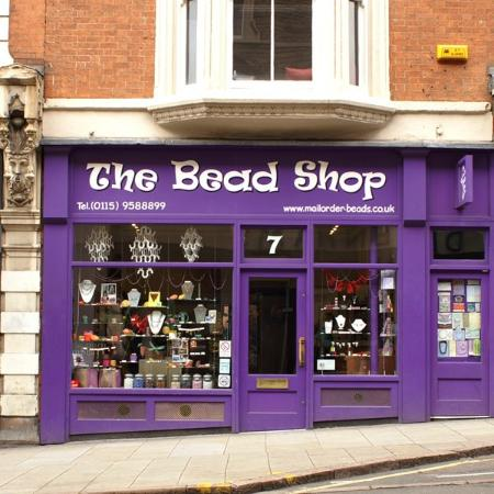 ‪The Bead Shop Nottingham‬