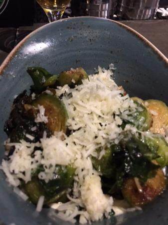 Mars, PA: fabulous Brussel Sprouts