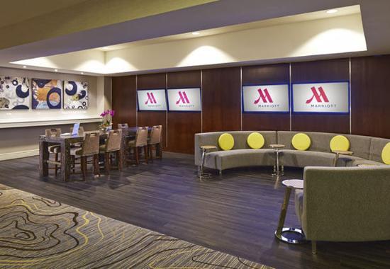 San Mateo, CA: Convene Ballroom – Pre-Function Area