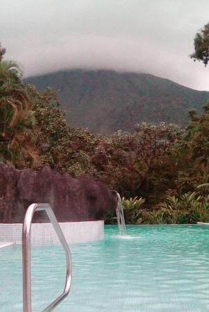 Hotel Lomas del Volcan: I wish I had planned more time to hang out here