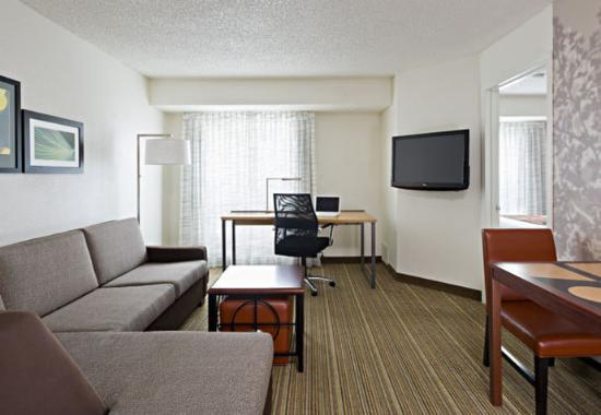 Rancho Cordova, Kaliforniya: One-Bedroom Suite
