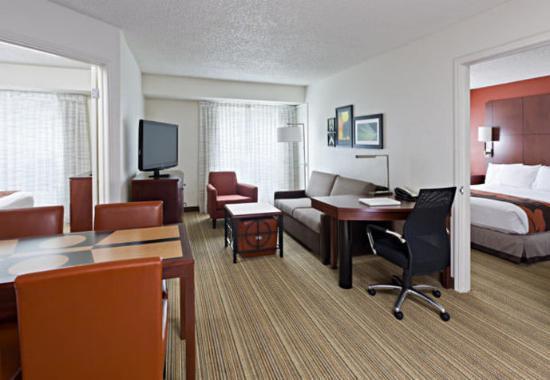 Rancho Cordova, Kaliforniya: Two-Bedroom Suite