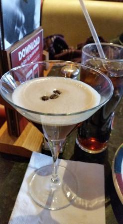 Кру, UK: Espresso Martini