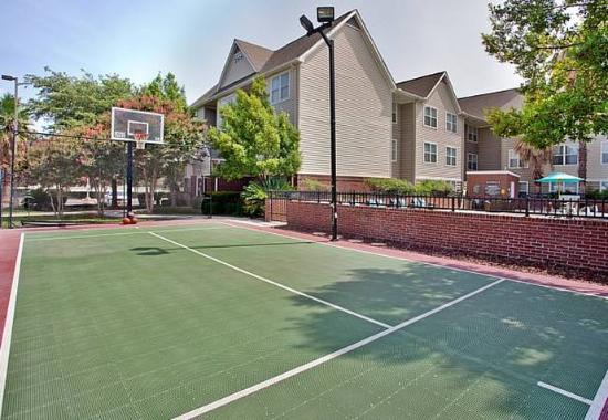 Round Rock, TX: Sport Court