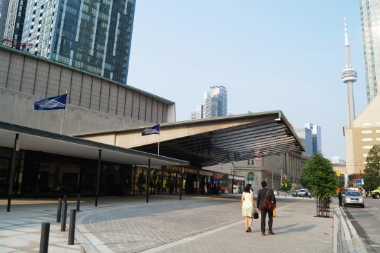 ‪Sony Centre for the Performing Arts‬