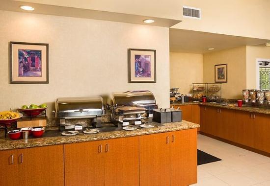 Tukwila, Etat de Washington : Breakfast Buffet