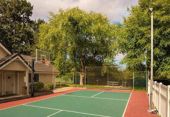 Tukwila, Etat de Washington : Sport Court