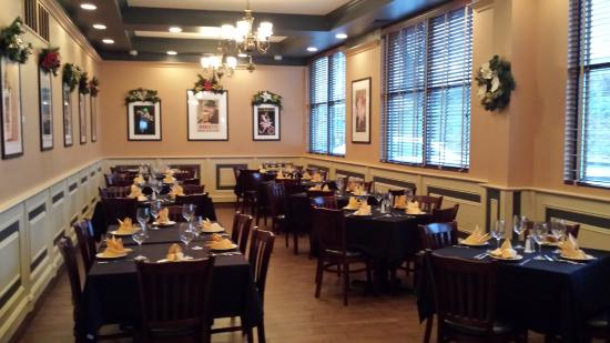 Rosario's Italian Kitchen: Banquet Room