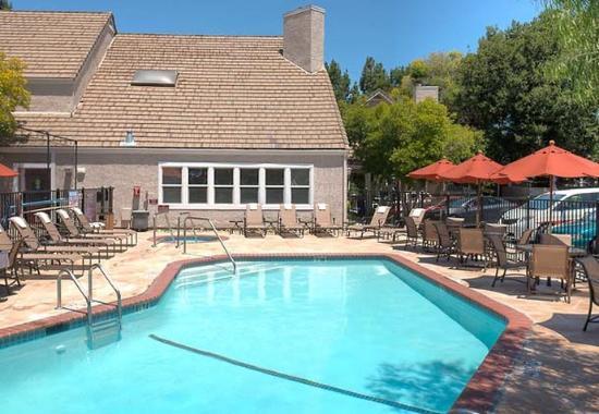 Mountain View, Kalifornien: Outdoor Pool