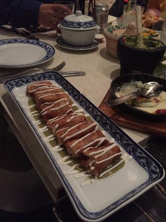 San Pedro Garza Garcia, Mexico: Main meal
