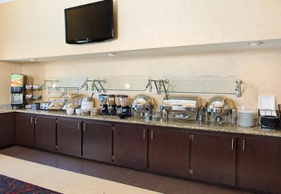Vestal, estado de Nueva York: Breakfast Buffet