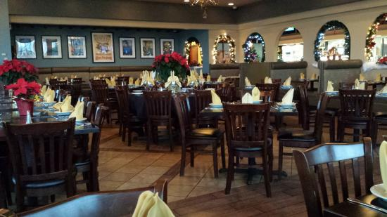 Rosario's Italian Kitchen: Dining Room
