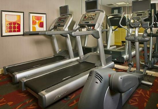 Horsham, PA: Fitness Center