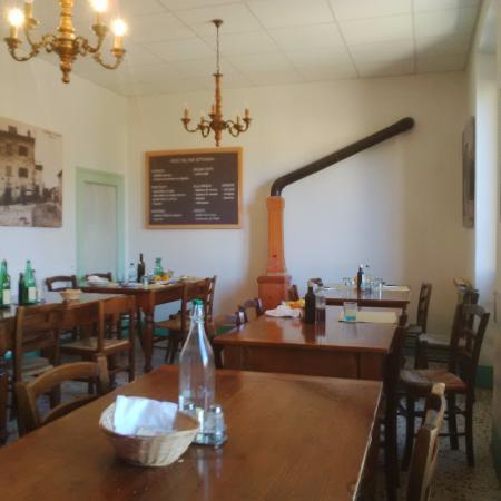 Pratolino, Italia: Scorcio della sala