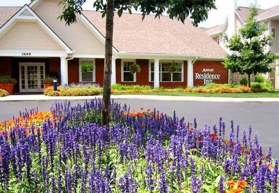 Residence Inn Columbus Easton: Entrance