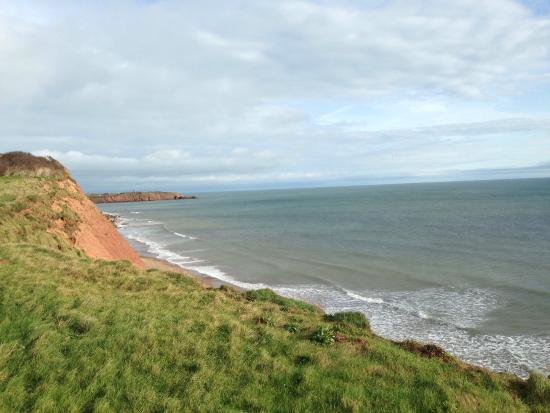 Exmouth & Orcombe Point Walk