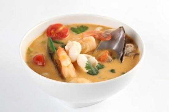FU Sushi : Soup
