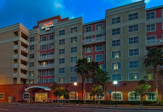 Residence Inn Tampa Downtown: Exterior